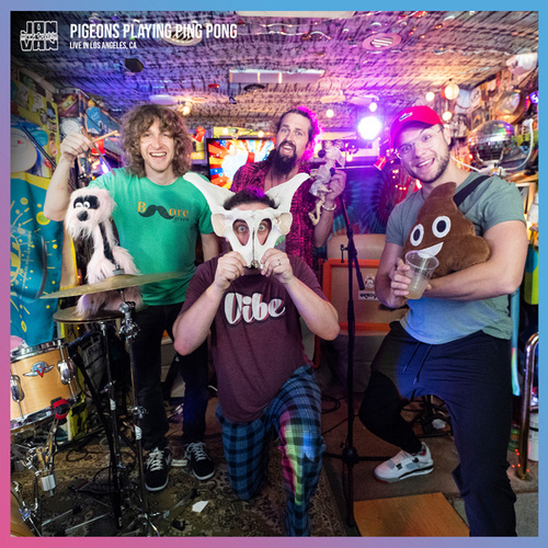 Pigeons Playing Ping Pong (Live Session, Los Angeles, CA, 2020) von Pigeons Playing Ping Pong