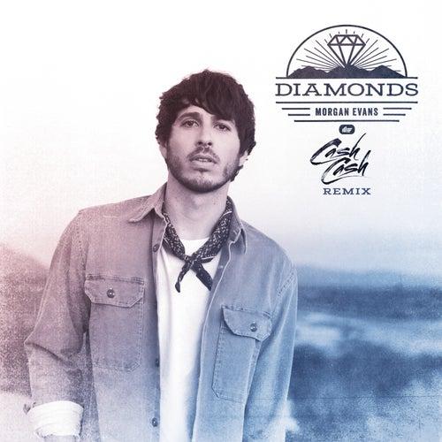 Diamonds (Cash Cash Remix) fra Morgan Evans