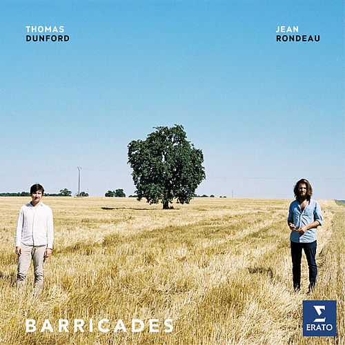 Barricades by Jean Rondeau