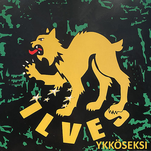 Ilves Ykköseksi by Pate Mustajärvi