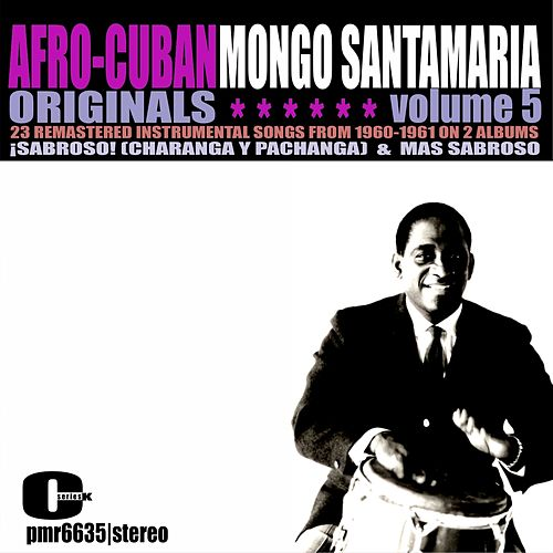Afro-Cuban Originals, Volume 5 by Mongo Santamaria
