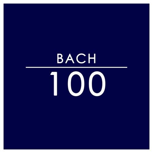 Bach: 100 de Johann Sebastian Bach