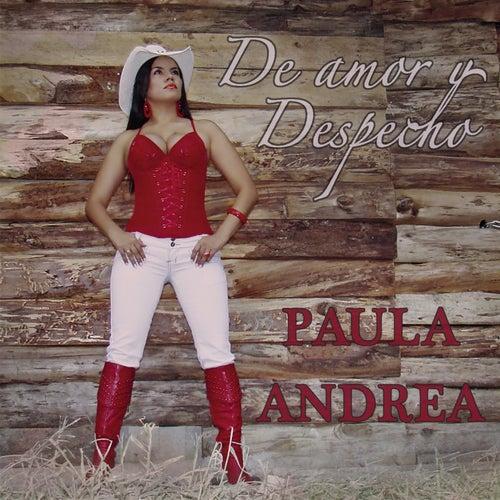 De Amor y Despecho by Paula Andrea
