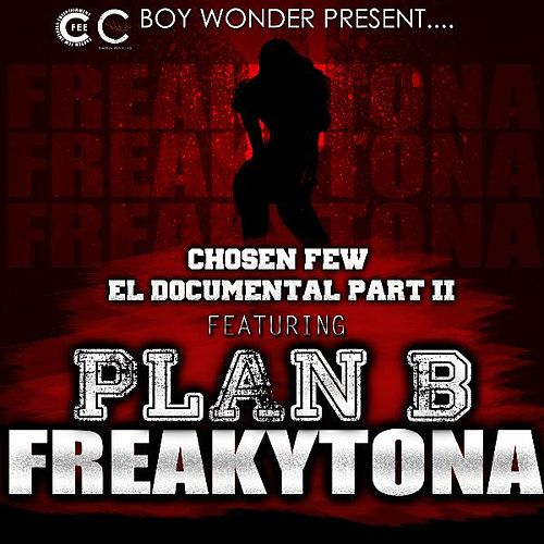 Frikitona - Single de Plan B