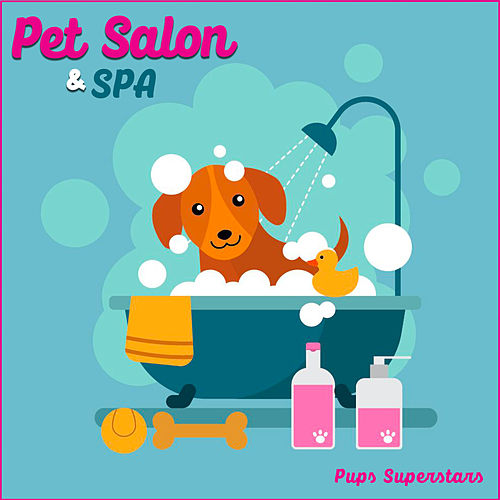 Pet Salon & Spa de Pups Superstars