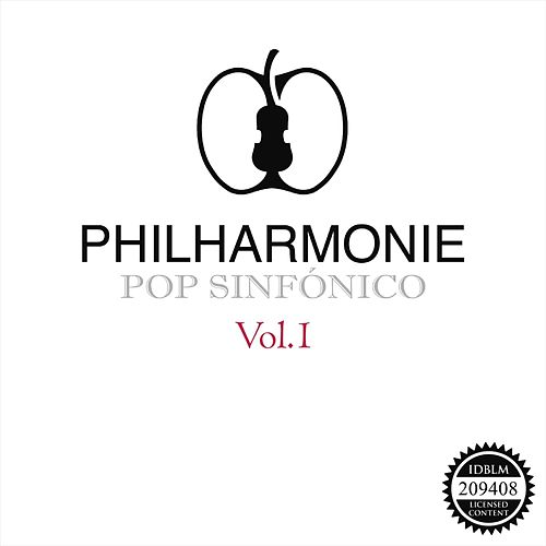 Pop Sinfónico, Vol. 1 de Philharmonie