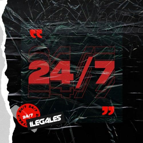 24/7 de Ilegales