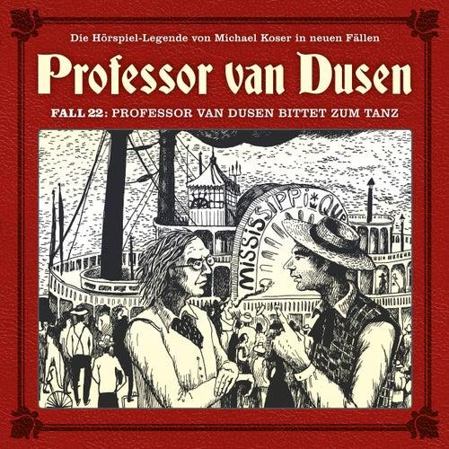 Die neuen Fälle, Fall 22: Professor van Dusen bittet zum Tanz von Professor Dr. Dr. Dr. Augustus van Dusen