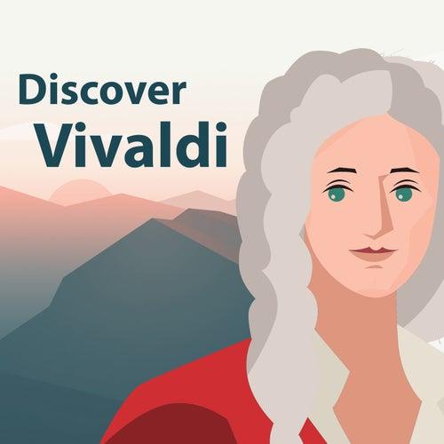 Discover Vivaldi de Antonio Vivaldi