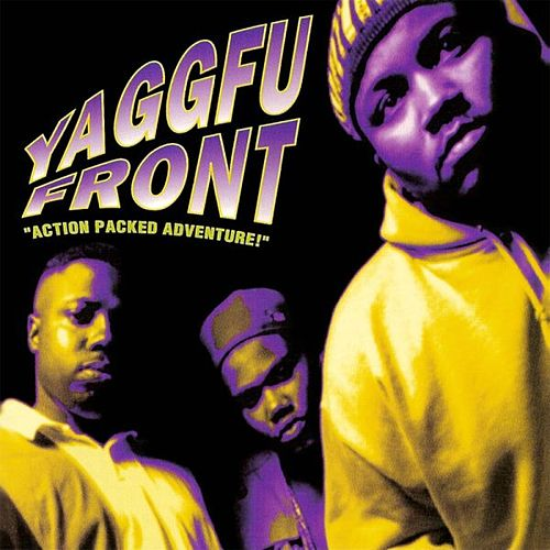 Action Packed Adventure de Yaggfu Front