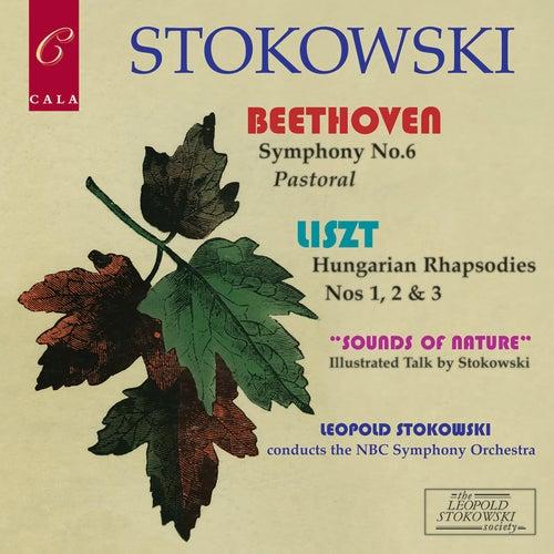 Beethoven: Symphony No. 6 - Liszt: Three Hungarian Rhapsodies de NBC Symphony Orchestra