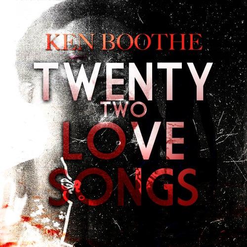 22 Love Songs de Ken Boothe