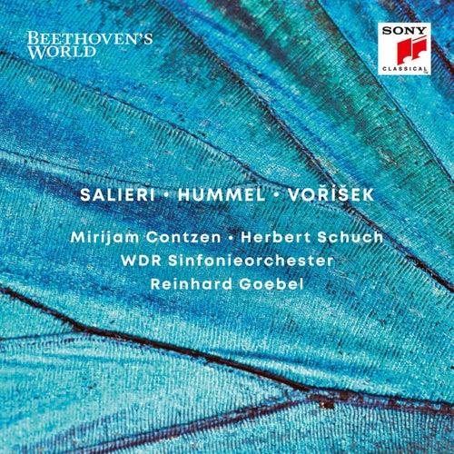 Beethoven's World: Salieri, Hummel, Vorisek by Reinhard Goebel