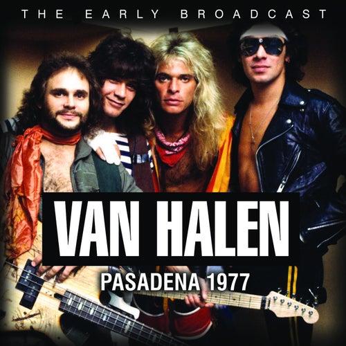 Pasadena 1977 von Van Halen