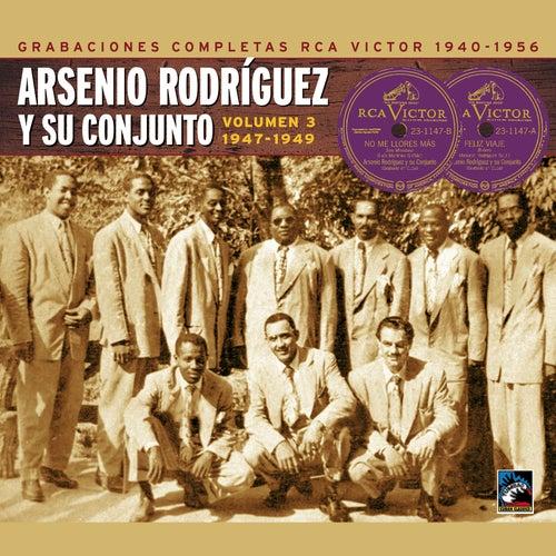 Arsenio Rodríguez y su conjunto. Grabaciones completas RCA Victor, Vol. 3: 1947-1949 von Arsenio Rodriguez