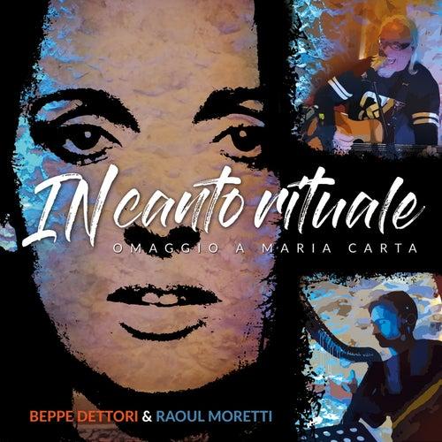 In canto rituale de Beppe Dettori