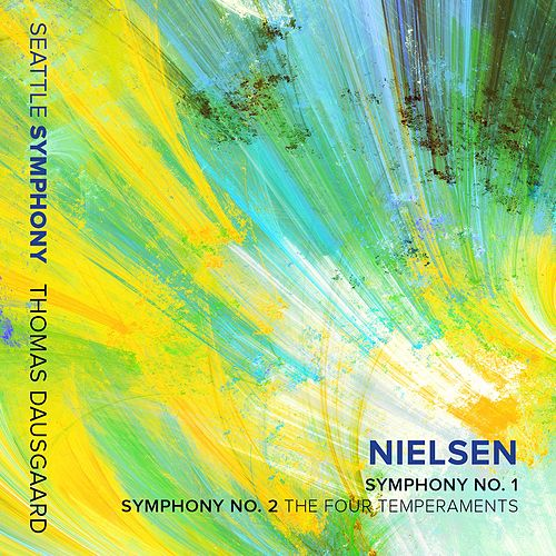 Carl Nielsen: Symphonies Nos. 1 & 2 (Live) by Seattle Symphony