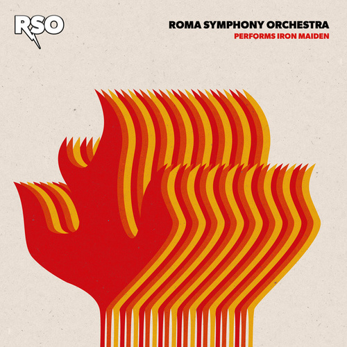 RSO Performs Iron Maiden by Roma Symphony Orchestra