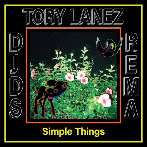 Simple Things de DJDS, Tory Lanez & Rema