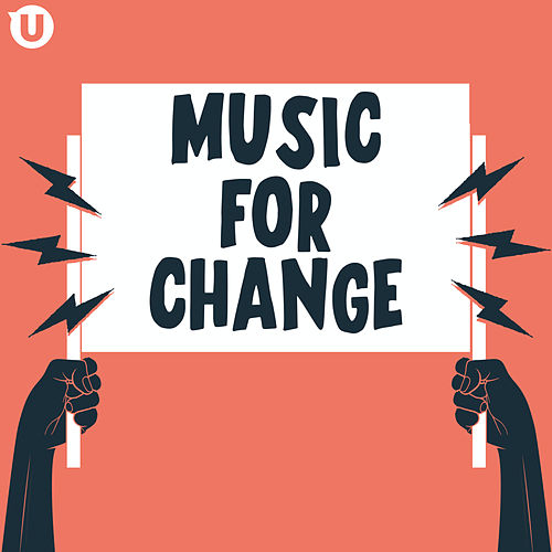 Music For Change von Various Artists