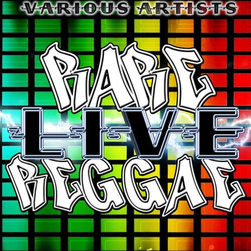 Rare Live Reggae de Various Artists