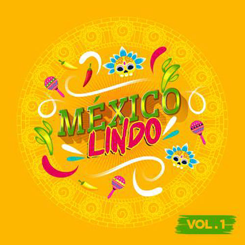 México Lindo, Vol. I de German Garcia