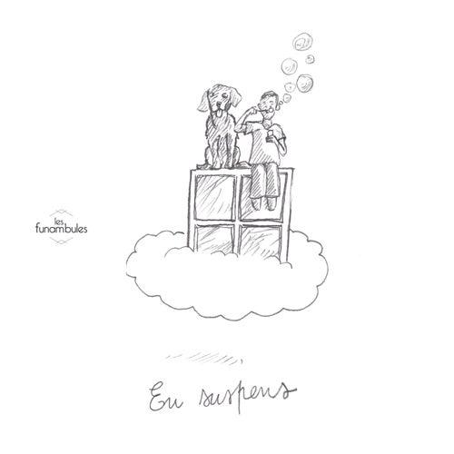 En suspens by Les Funambules