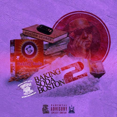 Baking Soda Boston 2 (Swishahouse Slowed Down Remix) by Boston George (B-3)