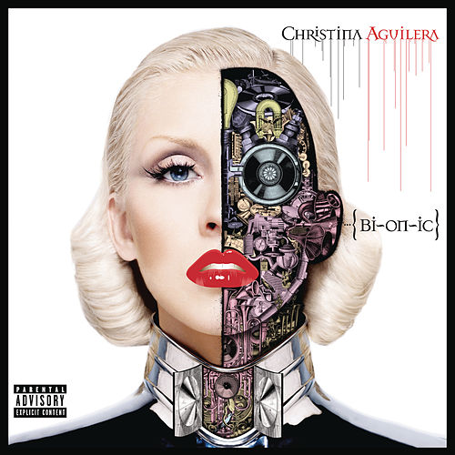 Bionic (Deluxe Version) by Christina Aguilera