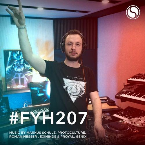 Find Your Harmony Radioshow #207 von Andrew Rayel