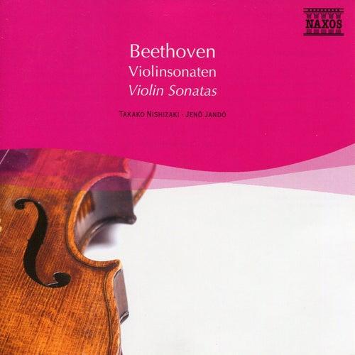 Beethoven: Violin Sonatas Nos. 6, 8 and 9 di Jeno Jando