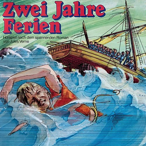 Zwei Jahre Ferien von Jules Verne