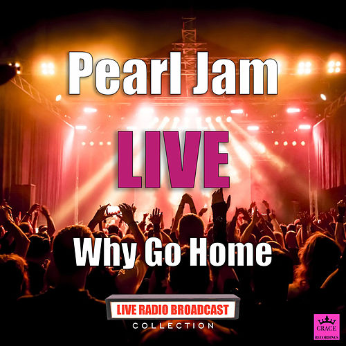 Why Go Home (Live) van Pearl Jam