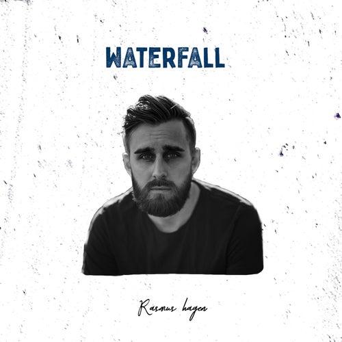 Waterfall by Rasmus Hagen