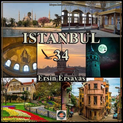 Istanbul 34 by Ersin Ersavas