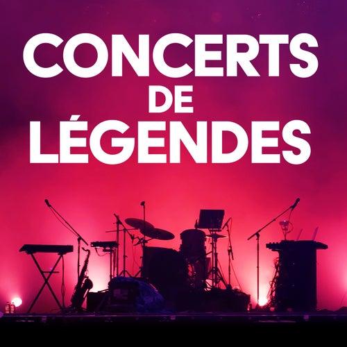 Concerts de legendes de Various Artists