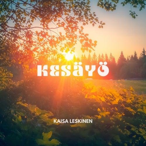 Kesäyö by Kaisa Leskinen