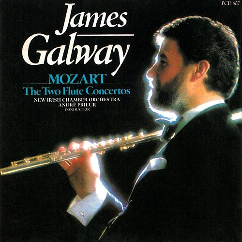 Mozart: The Two Flute Concertos von James Galway