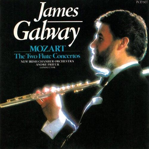 Mozart: The Two Flute Concertos de James Galway