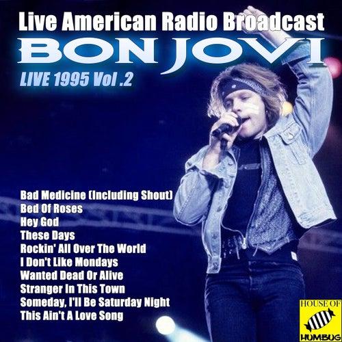Bon Jovi Live 1995 Vol. 2 (Live) de Bon Jovi