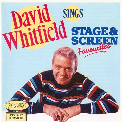 David Whitfield Sings Stage & Screen Favourites de David Whitfield