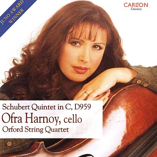 Schubert - String Quartet In C de Ofra Harnoy