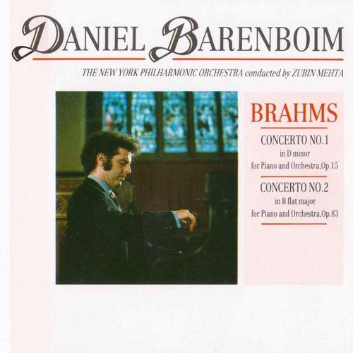 Daniel Barenboim: Brahms di New York Philharmonic
