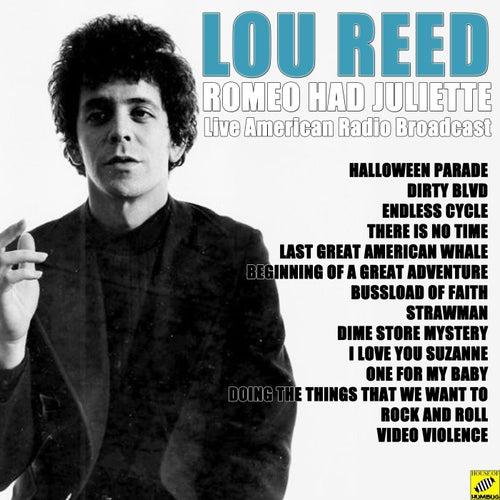Romeo Had Juliette (Live) de Lou Reed