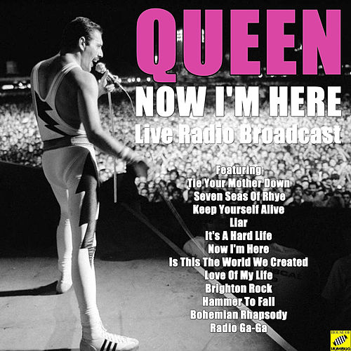 Now I'm Here (Live) de Queen
