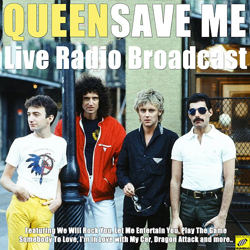 Save Me (Live) van Queen