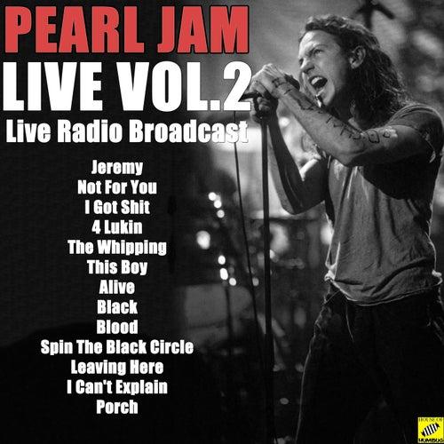 Pearl Jam Live Vol. 2 (Live) van Pearl Jam