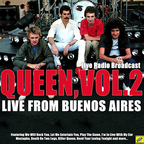 Queen Live From Buenos Aires Vol. 2 (Live) de Queen