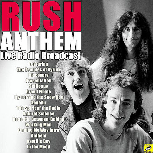 Anthem (Live) by Rush