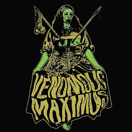 The Living Dead - Single von Venomous Maximus